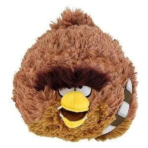 Angry Birds Star Wars 16 Inch Chewbacca